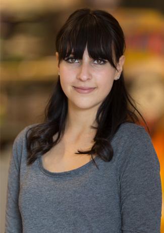 Porträt Jara Hawash