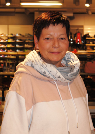 Porträt Gaby Muhl